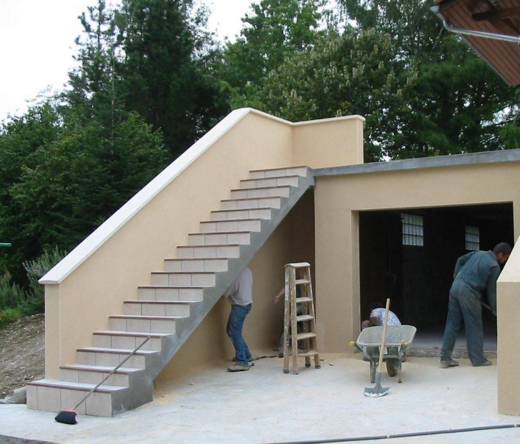 CONSTRUCTIONS SAVIGNACOISES FERRON - Spécialiste  de vos travaux de bâtiment - Petite et grosse maçonnerie