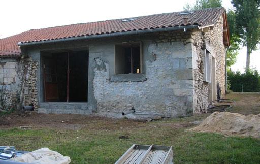 CONSTRUCTIONS SAVIGNACOISES FERRON - Spécialiste  de vos travaux de bâtiment - Rénovation d'habitation