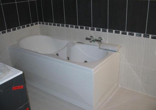 CONSTRUCTIONS SAVIGNACOISES FERRON - Spécialiste  de vos travaux de bâtiment - Construction de salle de bain neuve