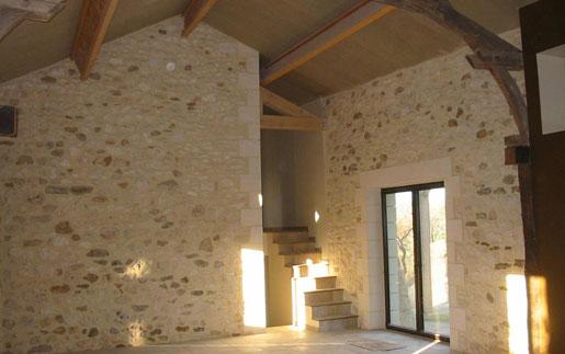 CONSTRUCTIONS SAVIGNACOISES FERRON - Spécialiste  de vos travaux de bâtiment - Rénovation de votre intérieur