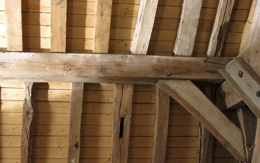 CONSTRUCTIONS SAVIGNACOISES FERRON - Spécialiste  de vos travaux de bâtiment - Charpente de maison