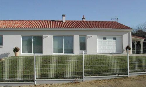 CONSTRUCTIONS SAVIGNACOISES FERRON - Spécialiste  de vos travaux de bâtiment - Clôtures et portillons