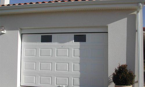 CONSTRUCTIONS SAVIGNACOISES FERRON - Spécialiste  de vos travaux de bâtiment - Porte de garage